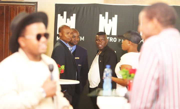 Metro FM And Mabala Noise Album Launch55