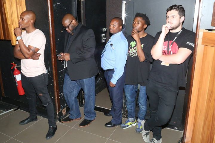 Metro FM And Mabala Noise Album Launch61