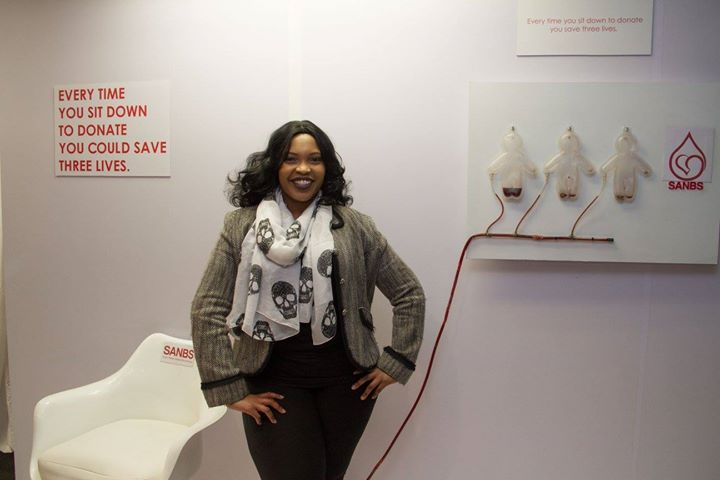 Metro FM Visits SANBS HQ For Blood National Blood Donor Month14