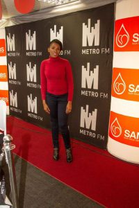 Metro FM Visits SANBS HQ For Blood National Blood Donor Month23