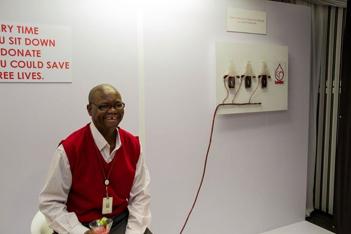 Metro FM Visits SANBS HQ For Blood National Blood Donor Month45
