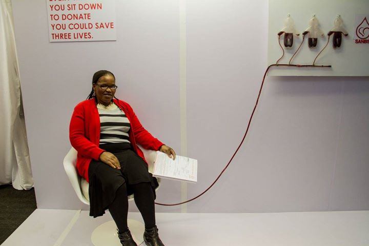 Metro FM Visits SANBS HQ For Blood National Blood Donor Month58