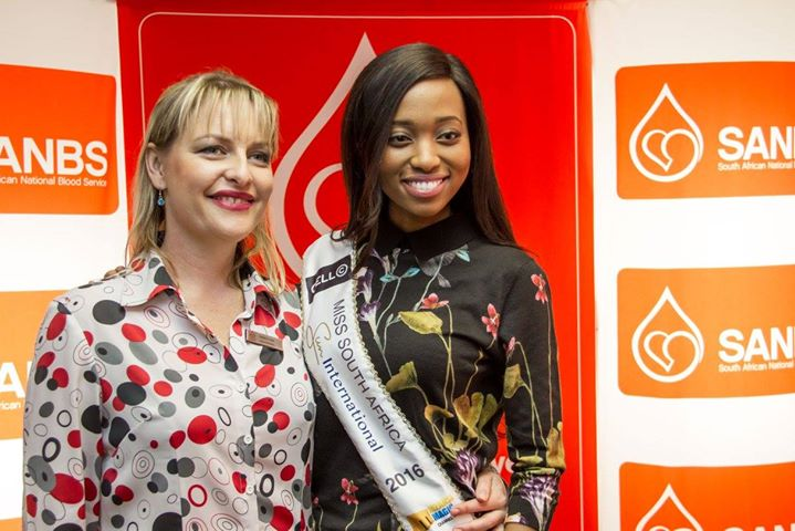 Metro FM Visits SANBS HQ For Blood National Blood Donor Month6