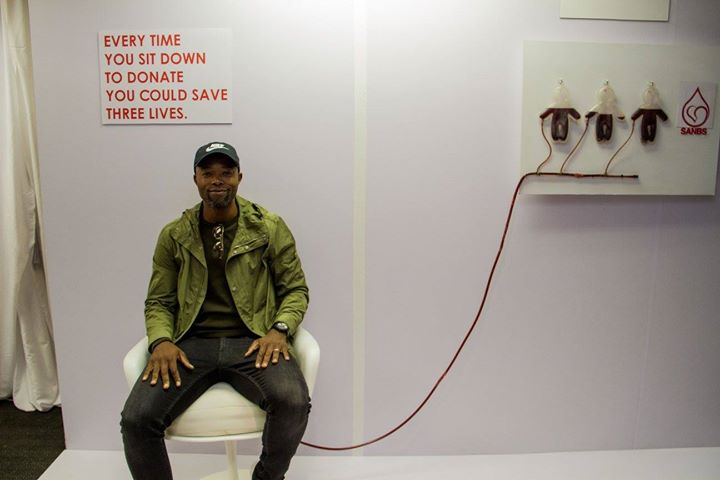 Metro FM Visits SANBS HQ For Blood National Blood Donor Month60
