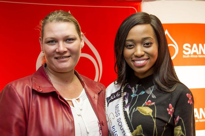 Metro FM Visits SANBS HQ For Blood National Blood Donor Month7