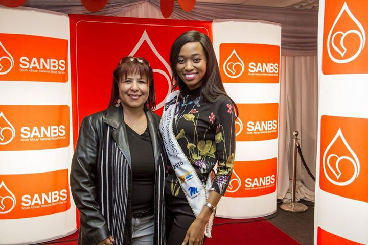 Metro FM Visits SANBS HQ For Blood National Blood Donor Month8